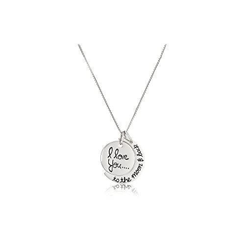 Womens necklaces amazon silver necklaces silver aloadofball Image collections