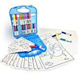 Crayola Color Wonder Mess Free Coloring Kit, Gift for Kids, Ages 3, 4, 5, 6