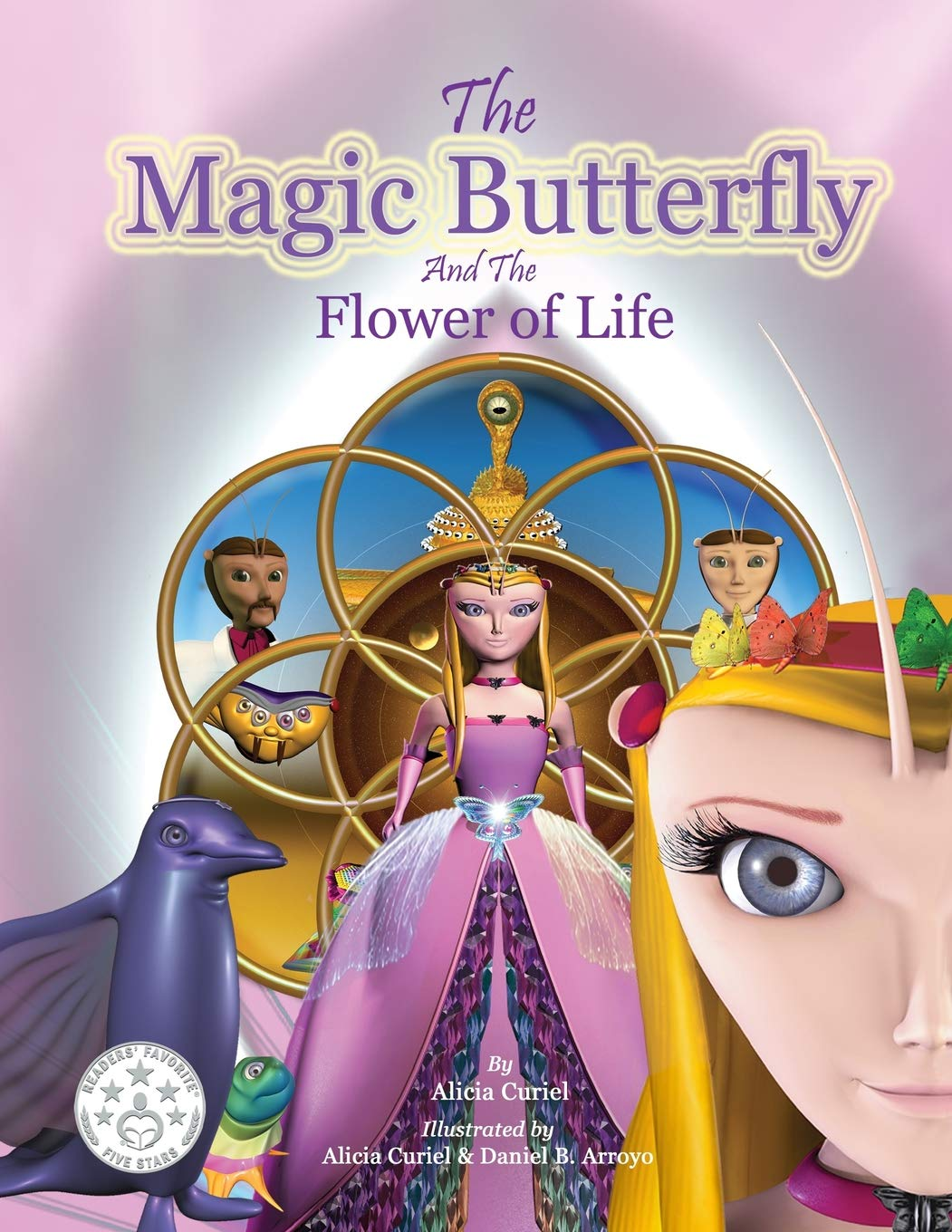 The Magic Butterfly and The Flower of Life: Books for Kids, Stories For Kids Ages 8-10 (Kids Early Chapter Books - Bedtime Stories For Kids - Children's Books) pdf epub