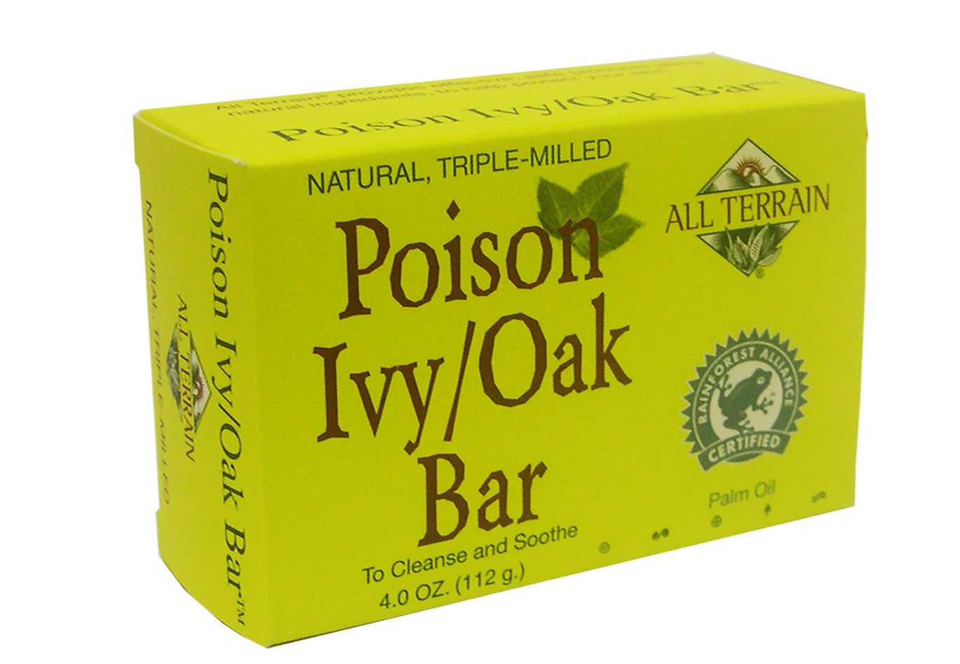 All Terrain Natural Poison Ivy Oak/Bar