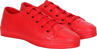 71fdc4e50c06 Shoefly Men Red-800 Casual Sneakers Shoes.  Amazon.in  Shoes   Handbags
