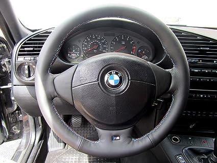 RedlineGoods BMW 5-series E39 1996-03 cubierta del volante Msport de
