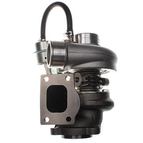 Holdwell Cargador de Turbo tb2556 2674 A055 para Perkins Agrícola Tractor 1004.4thr2
