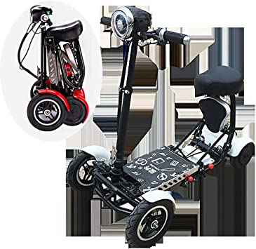 Amazon.com: SSCJ - Patinete portátil de movilidad para coche ...