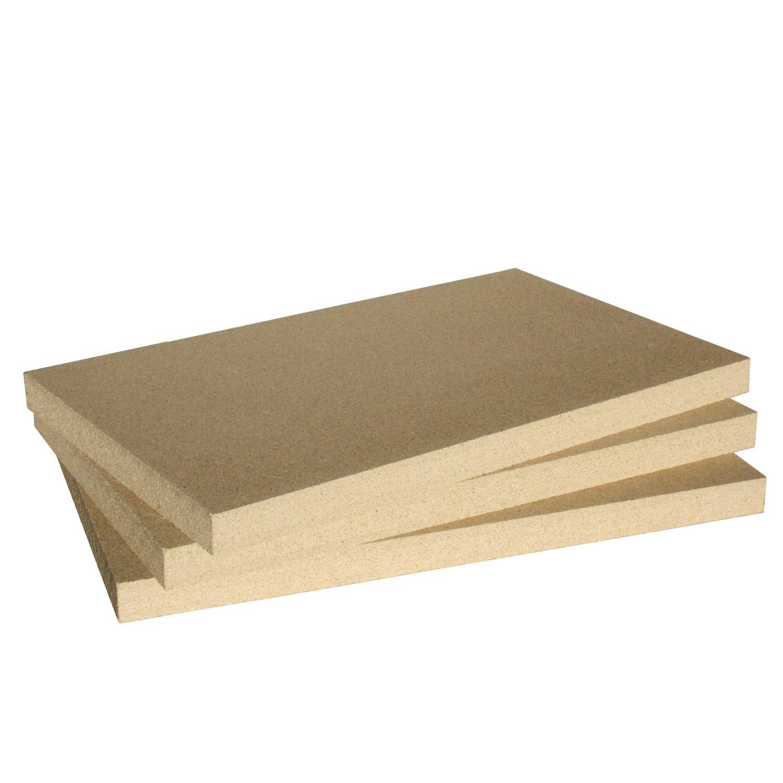 HARK 3x Vermiculiteplatten Thermax SF 600 500x300x25 mm