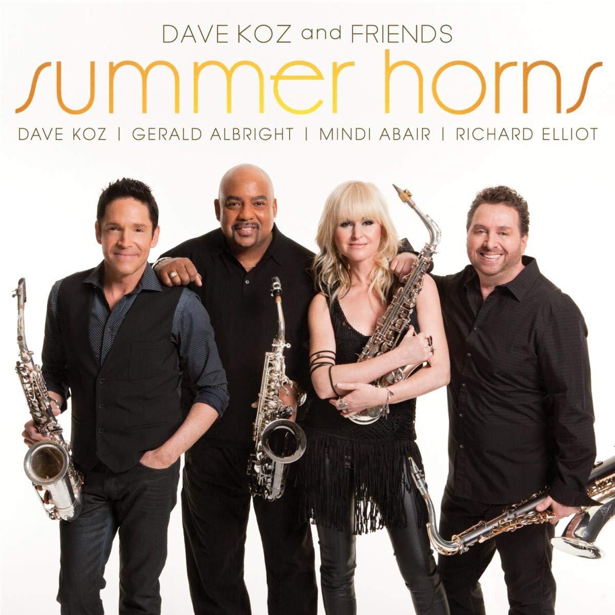 Summer Horns: Dave Koz: Amazon.es: Música