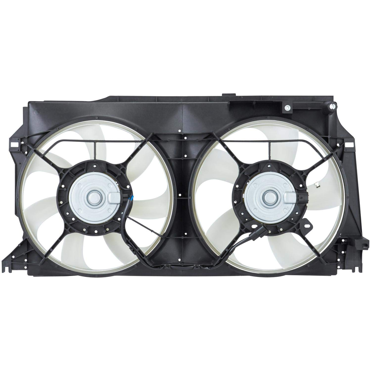 Spectra Premium CF20115 Dual Radiator And Condenser Fan Assembly