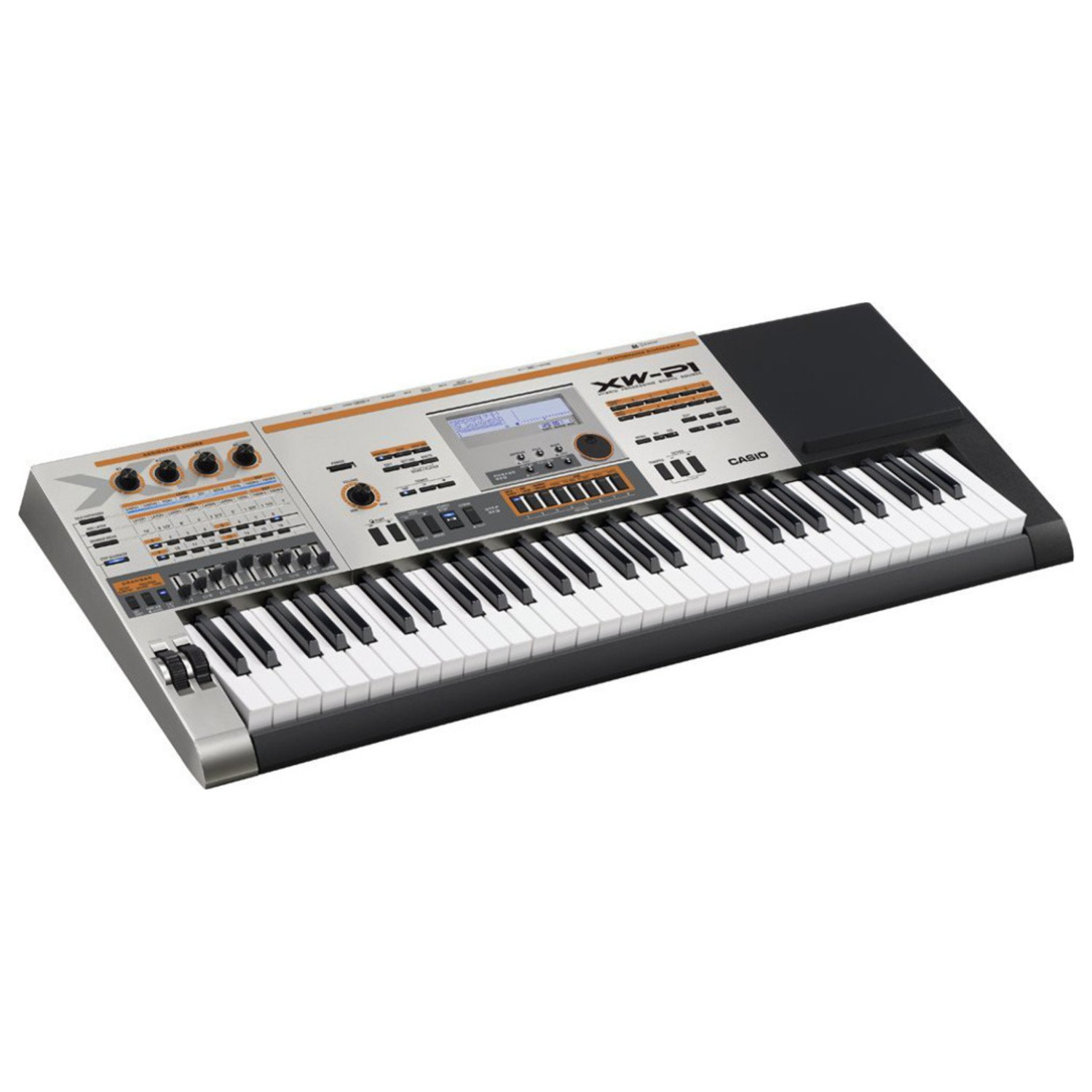 Casio XW-P1 Step Sequencer