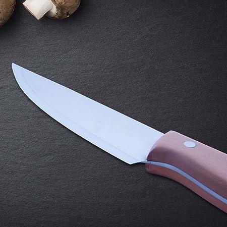 KOFERY Cuchillo de Carnicero de Acero Inoxidable de 6
