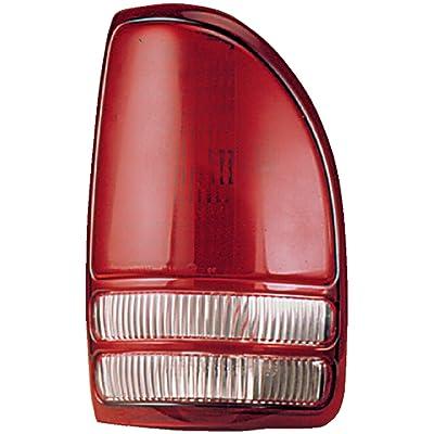 Dorman 1610465 Passenger Side Tail Light Assembly for Select Dodge Models: Automotive