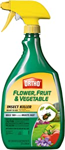 Ortho 0331320 Flower, Fruit and Vegetable Insect Killer, 32-Ounce (Garden Insecticide) (Discontinued by Manufacturer)