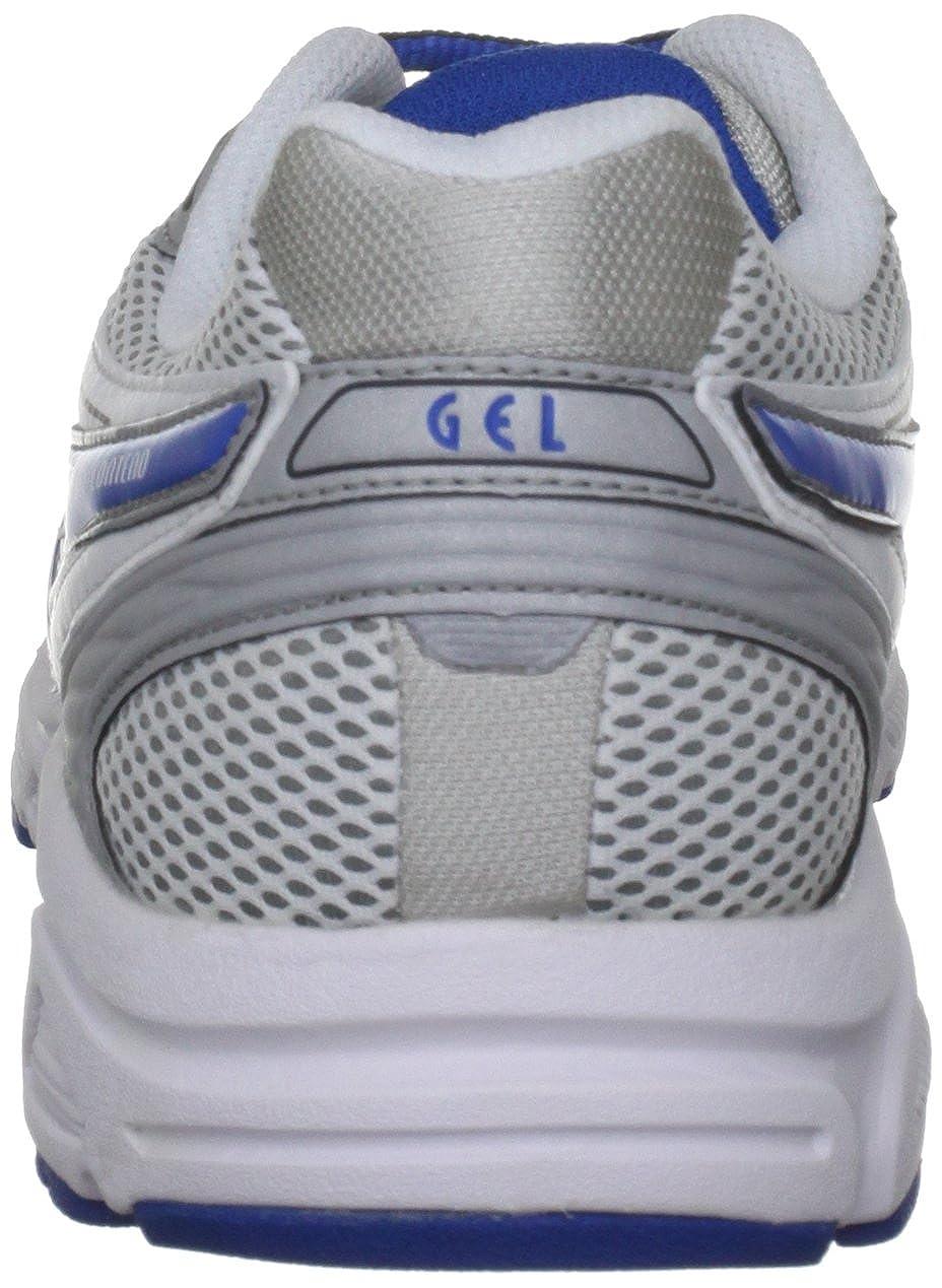 ASICS Herren Gel-Contend Sportschuhe Argento (Lightning/Blue/Charcoal)