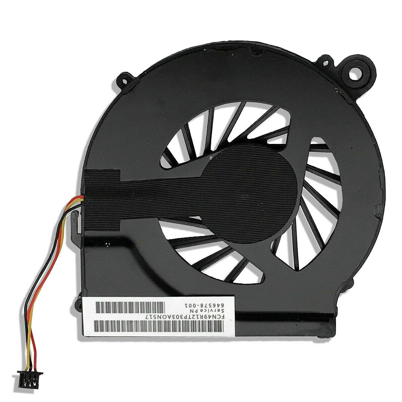 Cpu Cooling Fan 646578-001 Ksb06105ha Hp Pavilion G4-1000 G6
