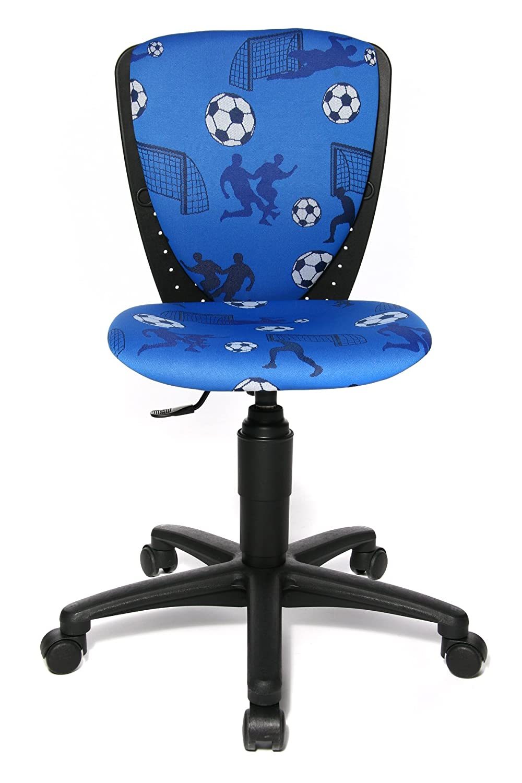 Bürostuhl für Kinder mit verschiedenen Designs