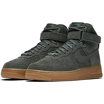 newest 145d4 f86ac 860544-301 Nike Womens Nike Air Force 1 Hi SE Shoe GR 35,