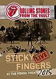 ザ・ローリング・ストーンズ『スティッキー・フィンガーズ~ライヴ・アット・ザ・フォンダ・シアター2015』【初回限定盤Blu-ray+CD(日本先行発売/日本語字幕付/日本語解説書封入)】