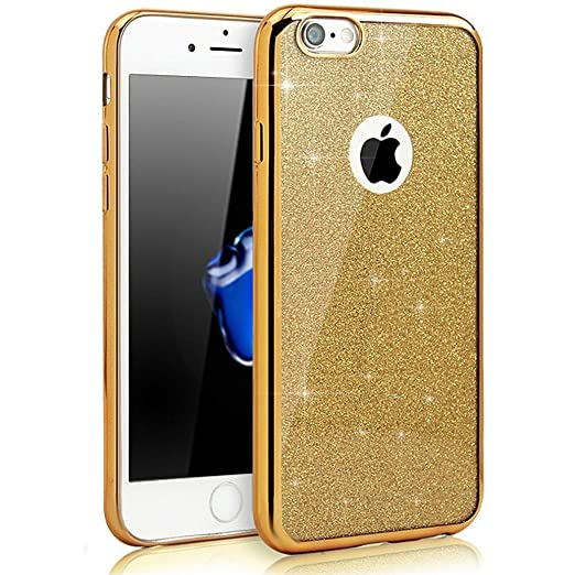 11 opinioni per Custodia iPhone 5S, Cover iPhone 5, Yoowei® diamante di Bling Custodia Chiaro