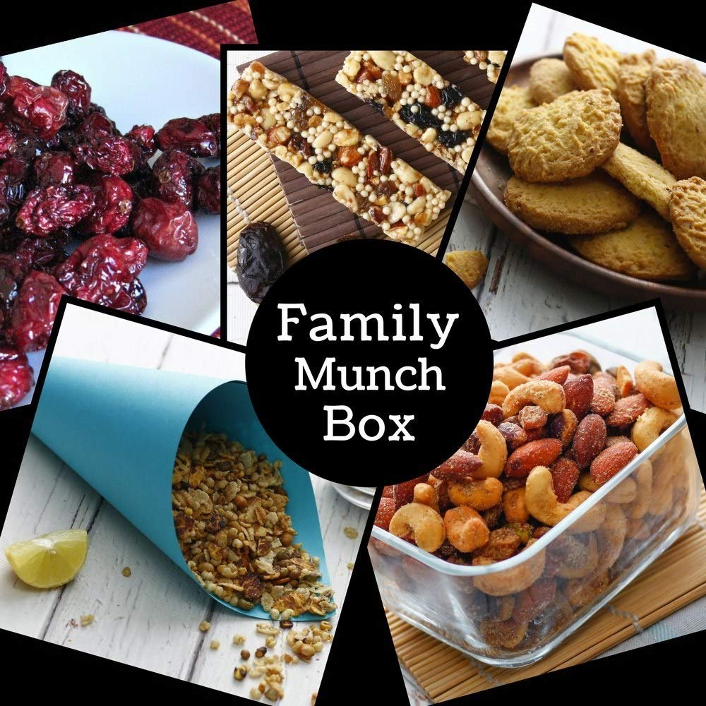 FabBox Family Munch Box - 700GM
