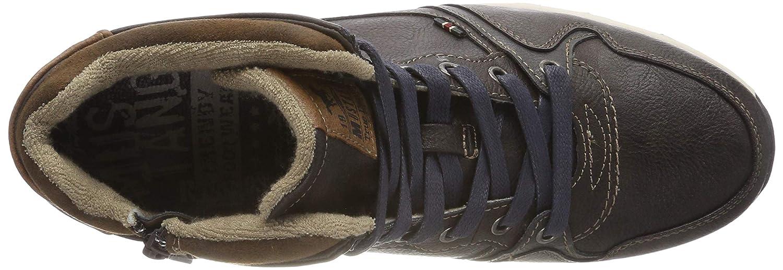 Baskets Hautes Homme Mustang High Top Sneaker