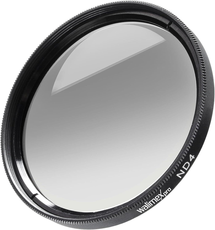 Walimex 62mm Grey ND4 Neutral Density Filter