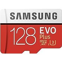 Samsung Micro SDXC 128GB EVO Plus/w Adapter UHS-1 SDR104 MB-MC128HA/APC