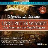 Lord Peter Wimsey: Der Mann mit den Kupferfingern / Kriminalhörspiel von Dorothy L. Sayers (Pidax Hörspiel-Klassiker)