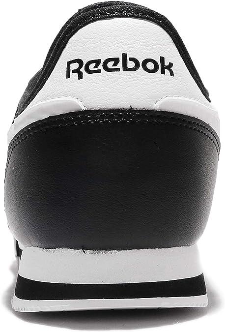 Reebok Men's Royal Rayen 2TXT, BlackWhite, 11 M US: Amazon