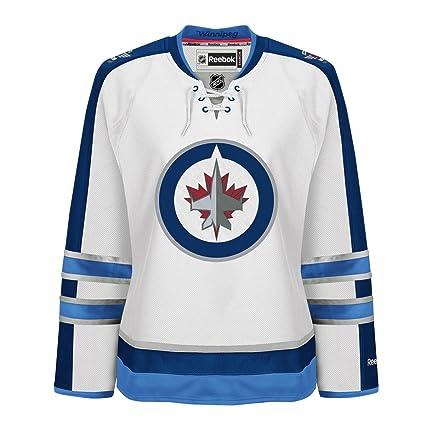 brand new 3a04e 092d0 Ladies Reebok NHL Premier Jersey - Winnipeg Jets - Away