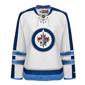 92733eae69e Ladies Reebok NHL Premier Jersey - Winnipeg Jets - Away (Small)  Amazon.ca   Sports   Outdoors