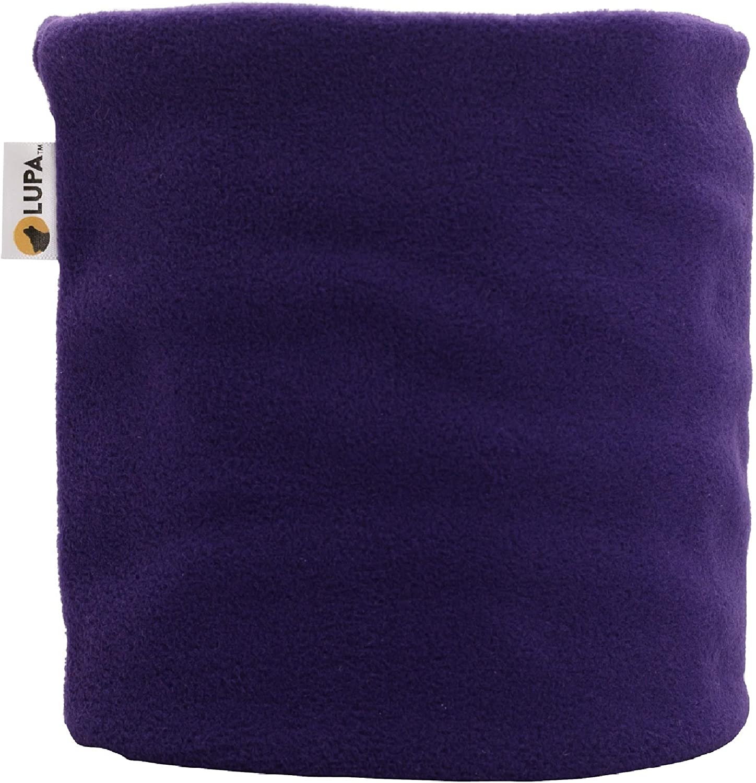 Lupa Kids Canadian Handmade Double-Layer Fleece Neck Warmer