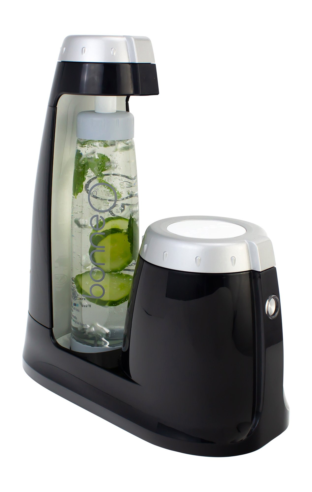 Bonne O Home Sparkling Beverage System (BOI-02) with 5 cylinder-free carbonators.