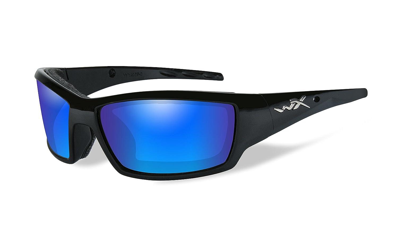 e9f72893f5 Wiley X Tide Plrzd Blu Grn Blk Gloss
