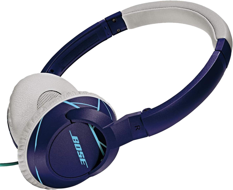 Bose SoundTrue Headphones On-Ear Style, Purple/Mint for Apple iOS