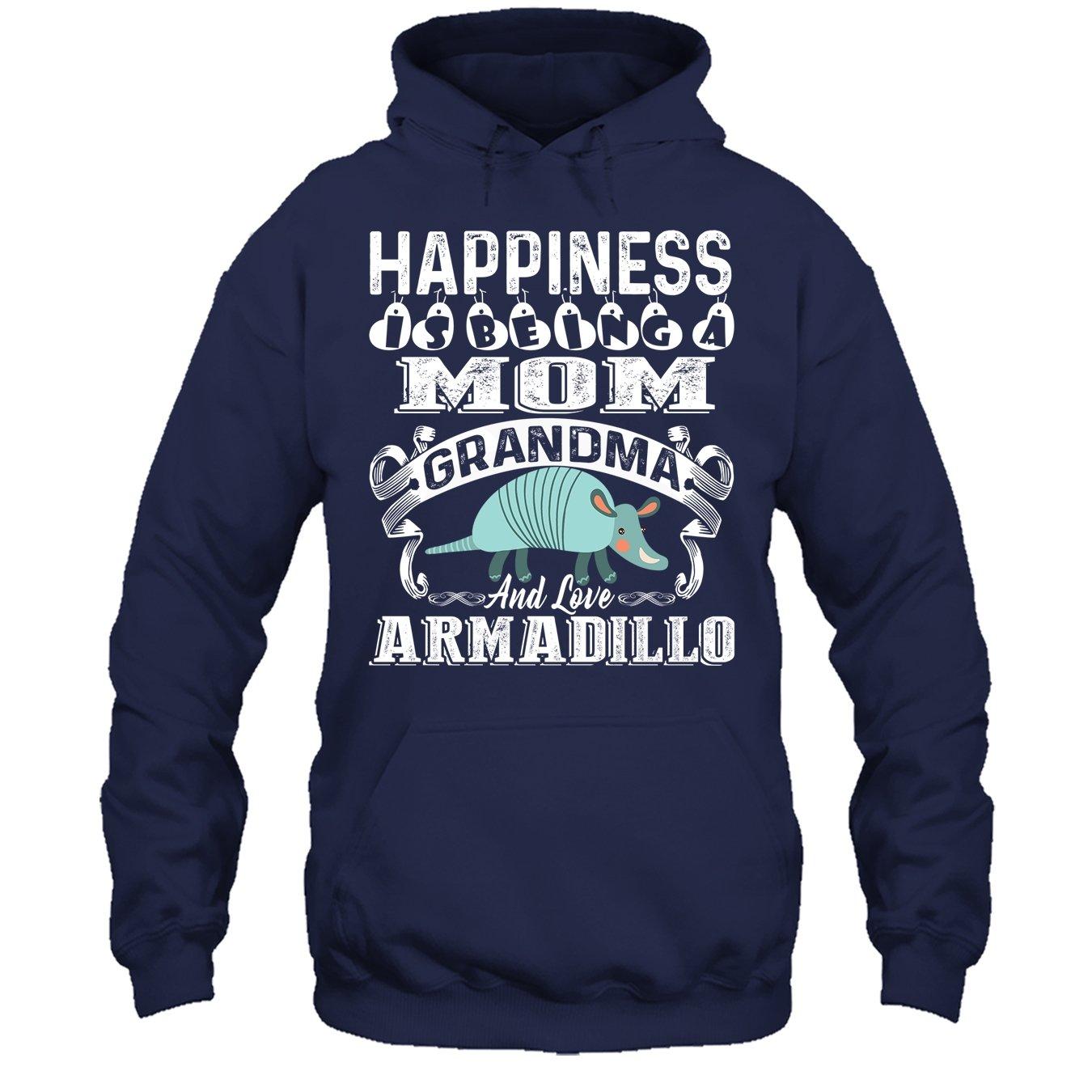 Armadillo Tshirt Design Being A Mom and Love Armadillo T Shirt