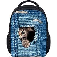 bolsos niña viaje Sannysis mochilas escolares niño, Gatos
