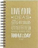 "Mr. Wonderful–Blocco appunti Kraft, motivo ""Love Your Ideas"""