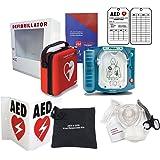 Philips Heartstart AED Defibrillator Bundle
