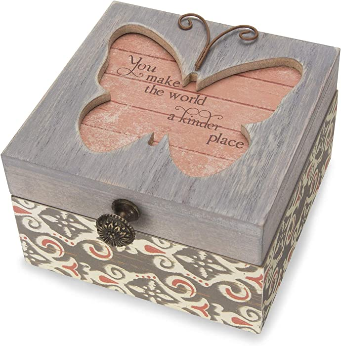 Top 9 Butterfly Decor Box