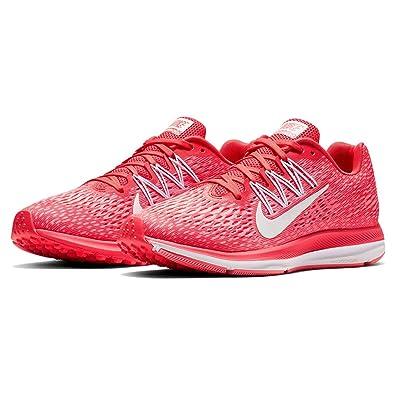 6b72cb8301c2 Nike Womens Zoom Winflo 5 Womens Aa7414-800 Size 5.5
