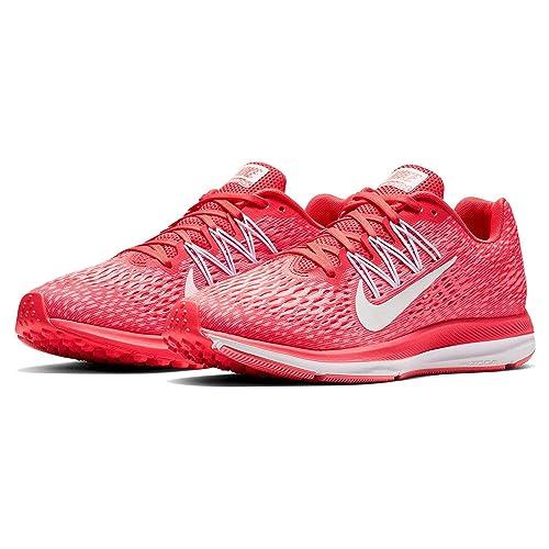 Nike Womens Zoom Winflo 5 Womens Aa7414-800 Size 5 1003546ccf