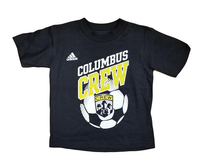 e82fd81d0aba Amazon.com: Columbus Crew SC Black Toddler