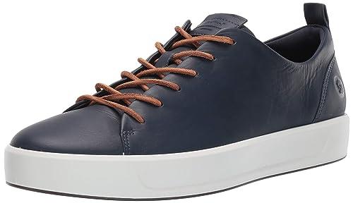 ECCO Herren Soft 8 M Sneaker: : Schuhe & Handtaschen