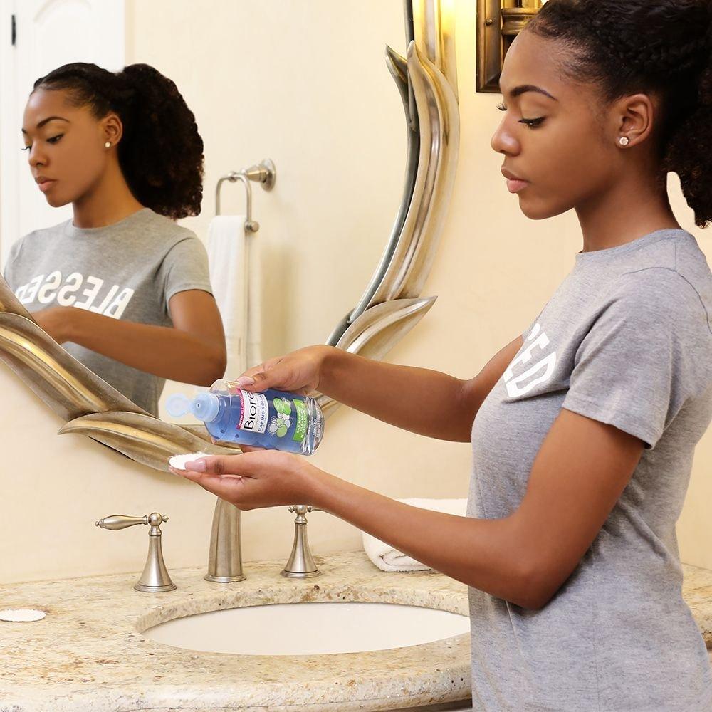 Biore Baking Soda Limpiador Micellar Agua, Tamaño de viaje: Amazon.es: Belleza