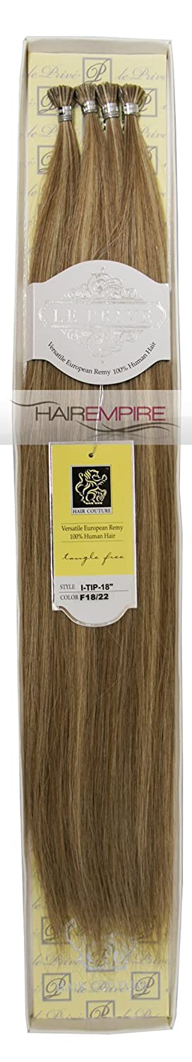 Amazon Le Prive Remy Hair Couture Hair Extensions 18 I Tips