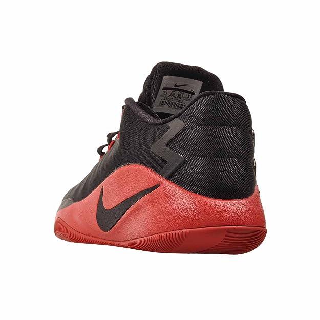Nike - Hyperdunk 2016 Low Scarpe Sportive Uomo - Nero 8a5eb534c6a