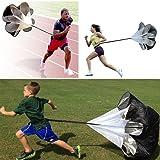 SKL Speed Chute Pack of 2 56 Inch Running Speed