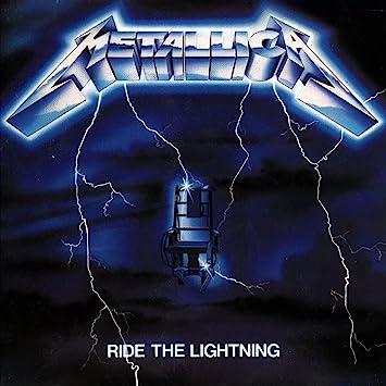 Buy Ride The Lightning 180 Gram Vinyl Vinyl Online At Low Prices In India Amazon Music Store Amazon In