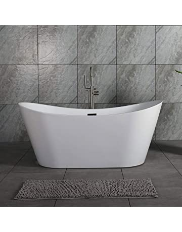 Bathtubs Amazoncom Kitchen Bath Fixtures Bathroom Fixtures