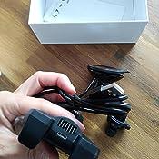 Auto Wireless-Ladeger/ät Infrarot-Sensor Auto Clamping Schnellladung Telefonhalter Hyaline Clip Halterung Air Vent Mount 360-Grad-Drehung Unterst/ützung QI-Ger/äte