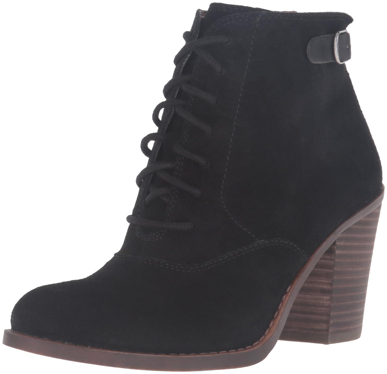 Lucky Brand Women's Echoh Ankle Bootie B01CGWXT3E 6 B(M) US|Black